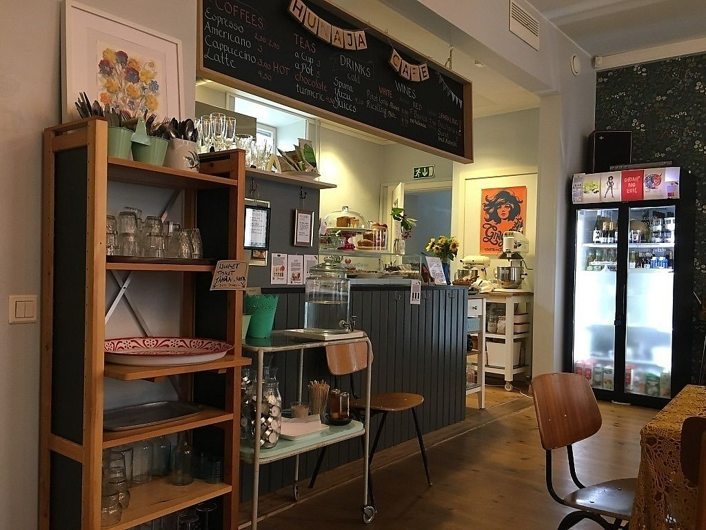 """Photo of Hunaja Cafe  by <a href=""""/members/profile/SP"""">SP</a> <br/>inside Hunaja cafe <br/> October 10, 2017  - <a href='/contact/abuse/image/60716/313818'>Report</a>"""