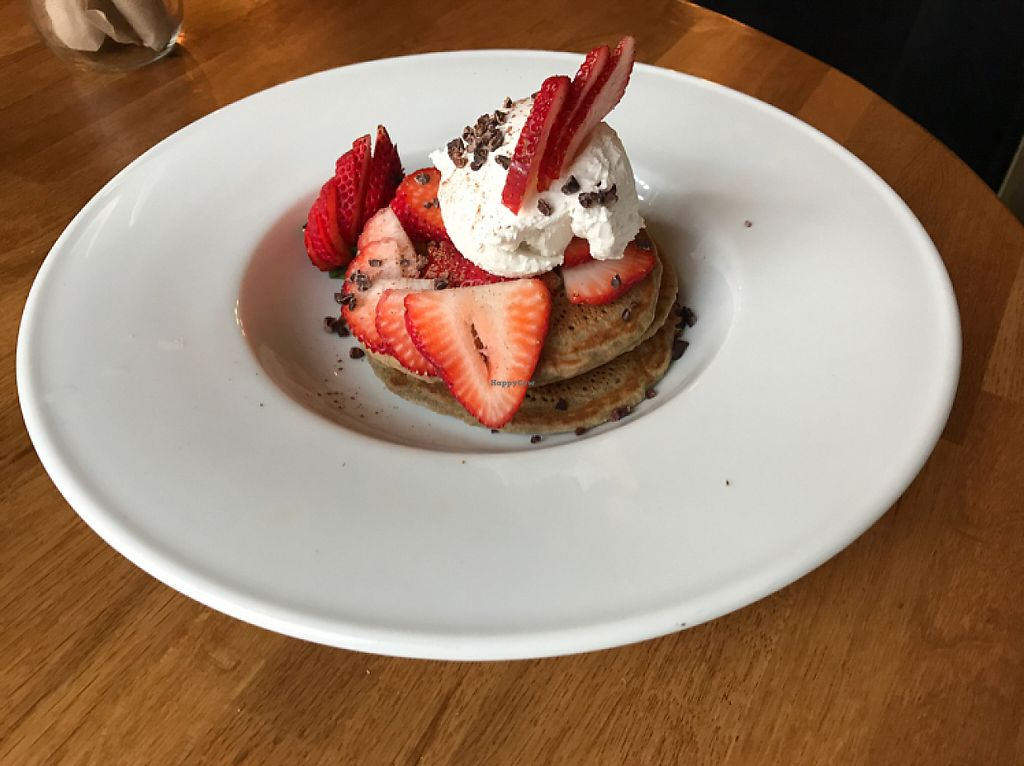 "Photo of Zend Conscious Lounge  by <a href=""/members/profile/oppergoeroe"">oppergoeroe</a> <br/>Vegan pancakes <br/> May 13, 2017  - <a href='/contact/abuse/image/60722/258520'>Report</a>"