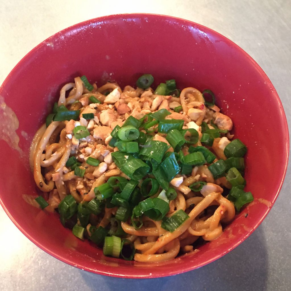 """Photo of Monkey King Noodle Company - Food Stand  by <a href=""""/members/profile/LinnDaugherty"""">LinnDaugherty</a> <br/>Tim Tim noodles <br/> April 10, 2017  - <a href='/contact/abuse/image/60732/246714'>Report</a>"""