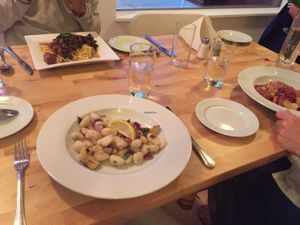 """Photo of Le Soixante 5  by <a href=""""/members/profile/SuzyBB"""">SuzyBB</a> <br/>Bourguignon, Gnocchis & Raviolis <br/> July 4, 2016  - <a href='/contact/abuse/image/60739/157820'>Report</a>"""