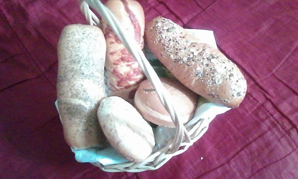 """Photo of Veggi Comida  by <a href=""""/members/profile/community"""">community</a> <br/>freshly baked breads  <br/> December 15, 2016  - <a href='/contact/abuse/image/60742/201352'>Report</a>"""