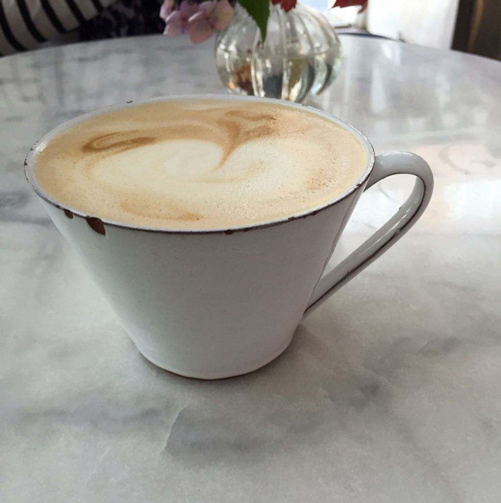 """Photo of Atrium  by <a href=""""/members/profile/Marie88"""">Marie88</a> <br/>oat milk latte <br/> September 23, 2015  - <a href='/contact/abuse/image/60771/118768'>Report</a>"""