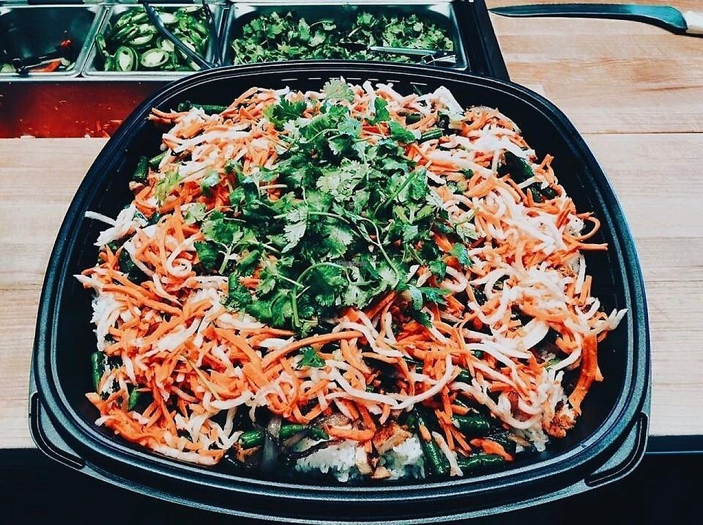 """Photo of Zao Asian Cafe  by <a href=""""/members/profile/community"""">community</a> <br/>Vegetarian Foods at Zao Asian Cafe <br/> February 6, 2017  - <a href='/contact/abuse/image/60773/223541'>Report</a>"""