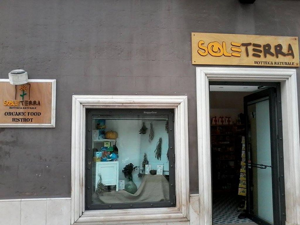 "Photo of Soleterra Bottega Naturale  by <a href=""/members/profile/veg-geko"">veg-geko</a> <br/>Soleterra <br/> July 19, 2015  - <a href='/contact/abuse/image/60800/109940'>Report</a>"