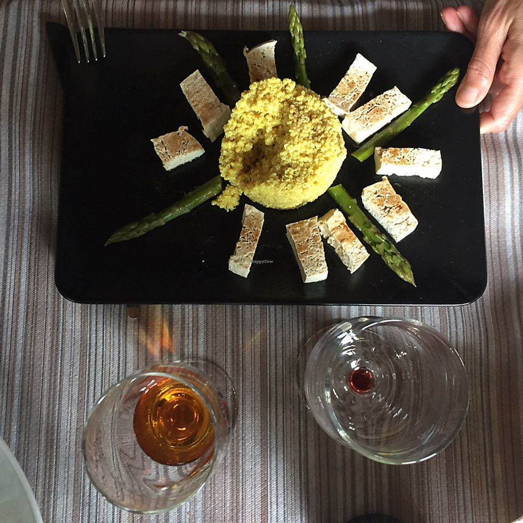 """Photo of Antica Osteria dell'Abate  by <a href=""""/members/profile/stephdanforth"""">stephdanforth</a> <br/>quinoa tofu salad <br/> June 9, 2017  - <a href='/contact/abuse/image/60824/267287'>Report</a>"""