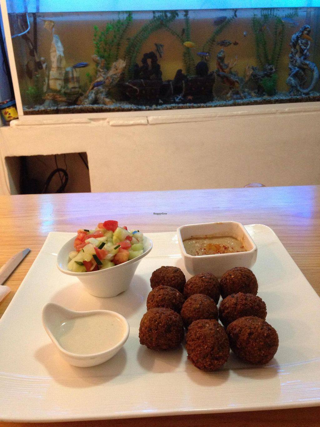 "Photo of Cafe Rimon  by <a href=""/members/profile/DynaMo"">DynaMo</a> <br/>falafel plate  <br/> July 21, 2015  - <a href='/contact/abuse/image/60885/110369'>Report</a>"