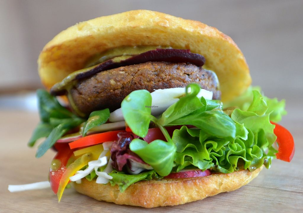 "Photo of Public Bar & Vegan Kitchen  by <a href=""/members/profile/Zvegelj"">Zvegelj</a> <br/>Dolenc Vegan Burger