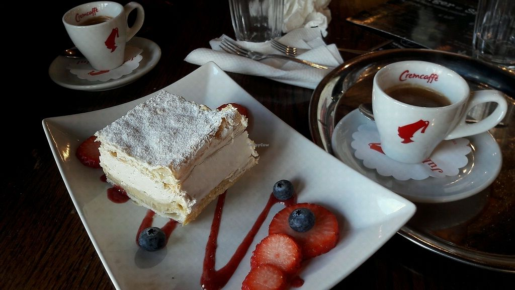 "Photo of Public Bar & Vegan Kitchen  by <a href=""/members/profile/chaoshead"">chaoshead</a> <br/>Slovenian cream cake <br/> January 3, 2018  - <a href='/contact/abuse/image/60913/342463'>Report</a>"