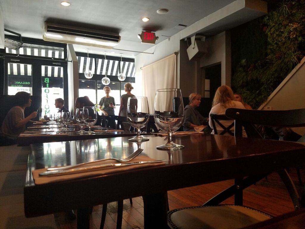 """Photo of Blossom Restaurant  by <a href=""""/members/profile/kenvegan"""">kenvegan</a> <br/>inside <br/> June 29, 2016  - <a href='/contact/abuse/image/6097/156865'>Report</a>"""