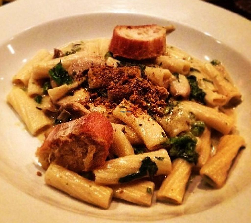 """Photo of Blossom Restaurant  by <a href=""""/members/profile/aner1kind17"""">aner1kind17</a> <br/>Truffle pasta and lasagna.   <br/> June 9, 2014  - <a href='/contact/abuse/image/6097/212210'>Report</a>"""