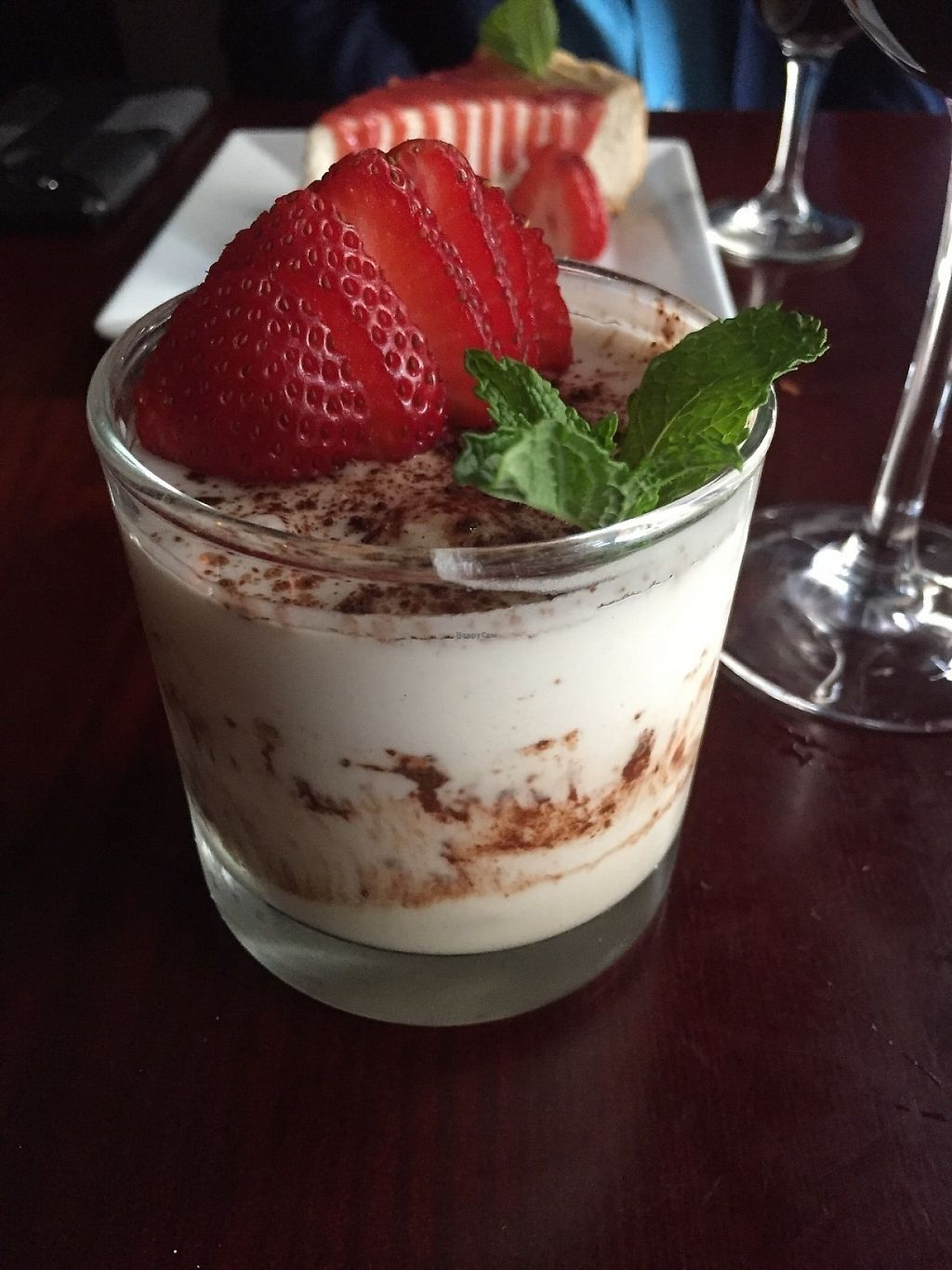"""Photo of Blossom Restaurant  by <a href=""""/members/profile/KaitlynnGill"""">KaitlynnGill</a> <br/>tiramisu  <br/> May 1, 2017  - <a href='/contact/abuse/image/6097/254766'>Report</a>"""