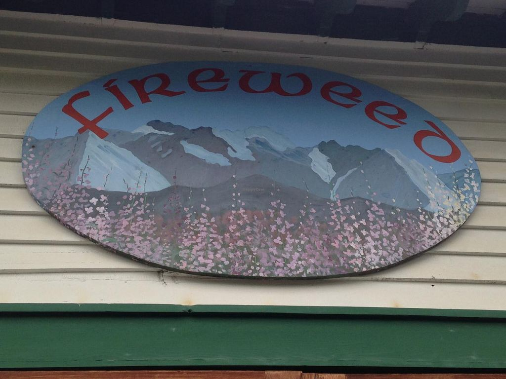 "Photo of Fireweed  by <a href=""/members/profile/Sarah%20P"">Sarah P</a> <br/>sign