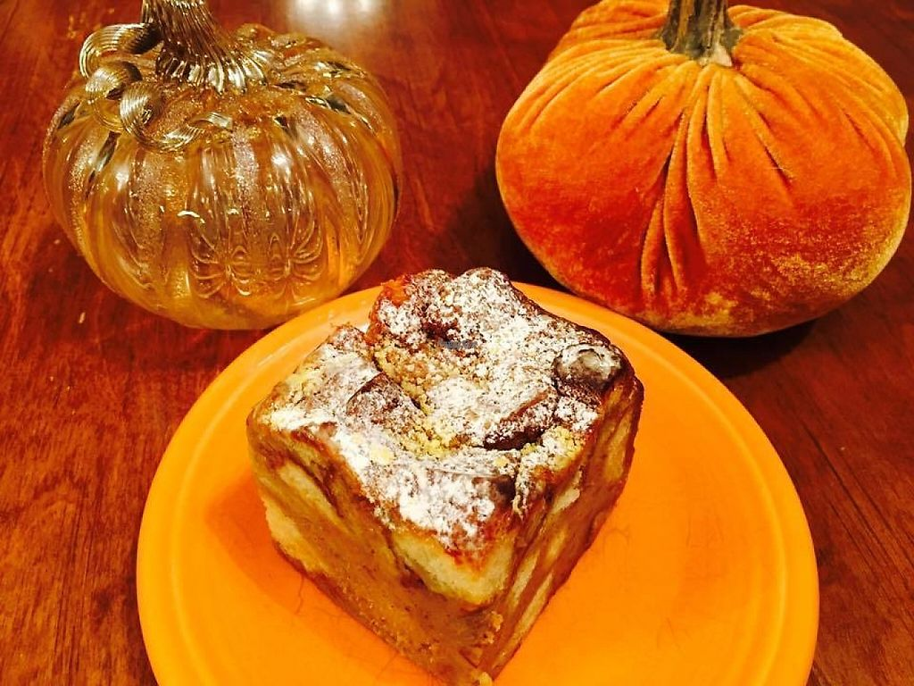 "Photo of Grateful Bread  by <a href=""/members/profile/community"">community</a> <br/>Pumpkin Spice Bread Pudding