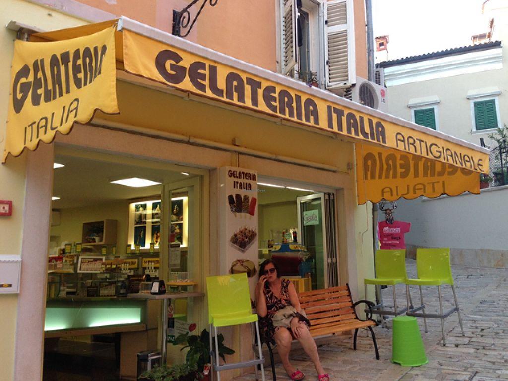 "Photo of Gelateria Italia  by <a href=""/members/profile/Vegan%20Venturer"">Vegan Venturer</a> <br/>Gelateria Italia! <br/> October 23, 2015  - <a href='/contact/abuse/image/61016/122369'>Report</a>"