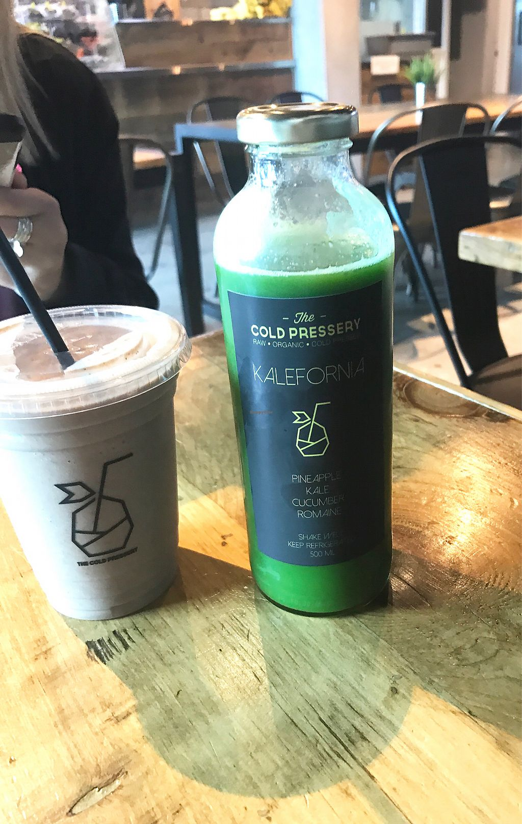 """Photo of The Cold Pressery  by <a href=""""/members/profile/EmilyRogan"""">EmilyRogan</a> <br/>Juice & smoothie <br/> August 30, 2017  - <a href='/contact/abuse/image/61073/298953'>Report</a>"""