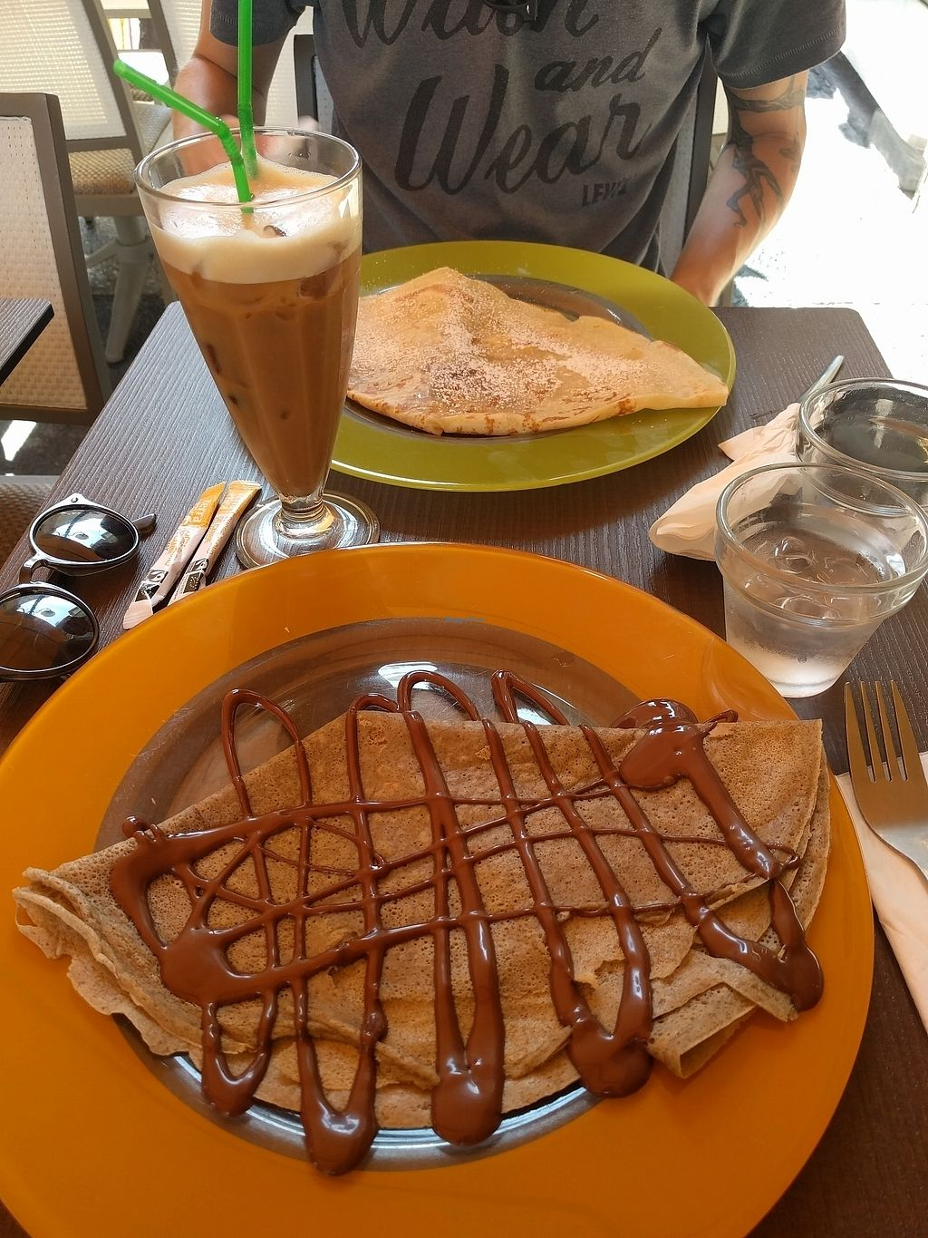 "Photo of CLOSED: Love Bio  by <a href=""/members/profile/SweetCarrot"">SweetCarrot</a> <br/>Vegan and glutenfree crepes <br/> August 16, 2017  - <a href='/contact/abuse/image/61086/293317'>Report</a>"