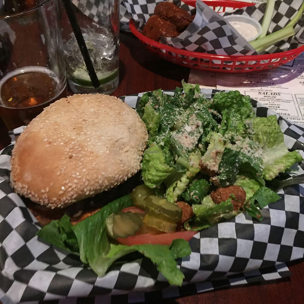 "Photo of Black Water Bar  by <a href=""/members/profile/corrinalyon"">corrinalyon</a> <br/>bougie burger <br/> July 30, 2017  - <a href='/contact/abuse/image/61091/286548'>Report</a>"