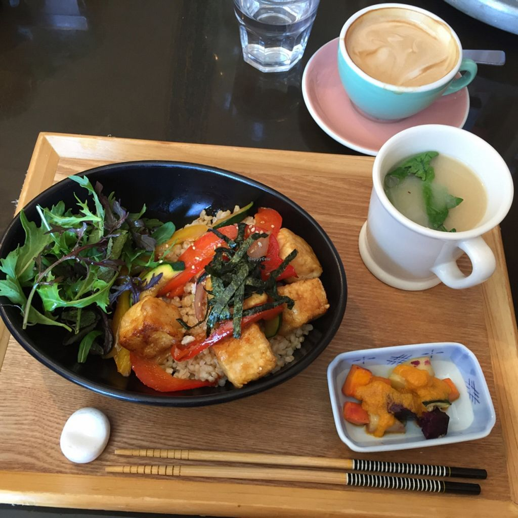 """Photo of Cafe Mimosa  by <a href=""""/members/profile/corrinalyon"""">corrinalyon</a> <br/>tofu bowl <br/> November 8, 2015  - <a href='/contact/abuse/image/61101/124253'>Report</a>"""