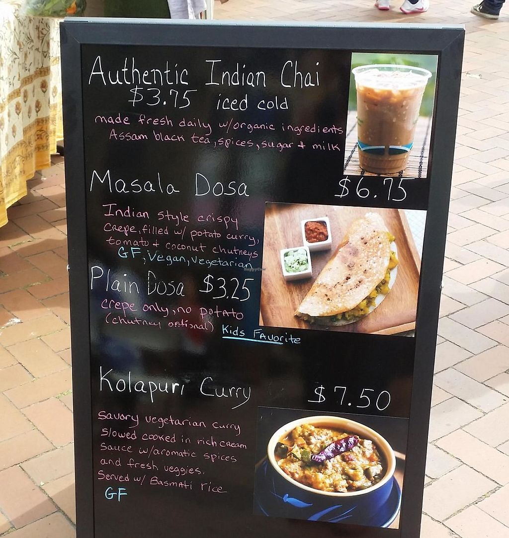 """Photo of CLOSED: The Chai Place - Food Stall  by <a href=""""/members/profile/The%20Hungry%20Vegan"""">The Hungry Vegan</a> <br/>menu <br/> July 25, 2015  - <a href='/contact/abuse/image/61118/233094'>Report</a>"""