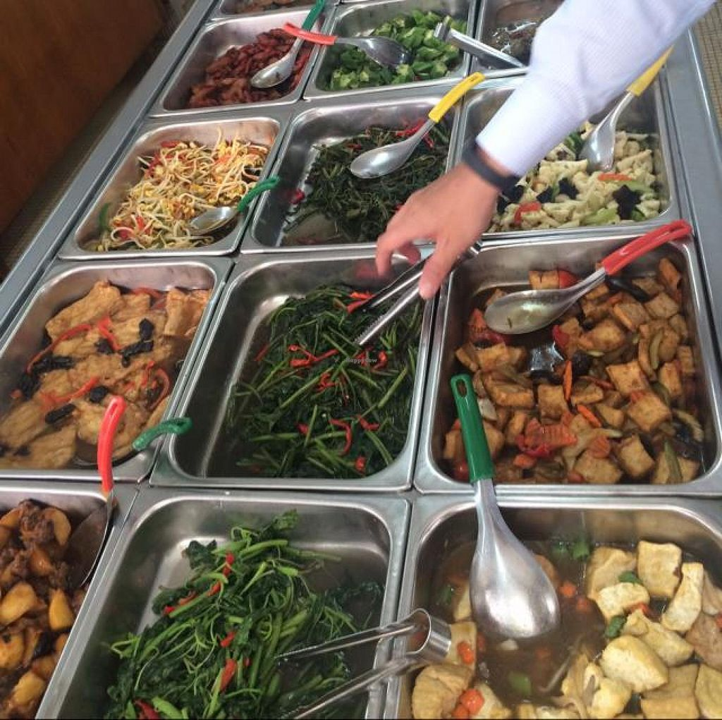 """Photo of Blue Boy Vegetarian Food Centre Stall  by <a href=""""/members/profile/amayzing"""">amayzing</a> <br/>m <br/> September 29, 2014  - <a href='/contact/abuse/image/6111/81580'>Report</a>"""