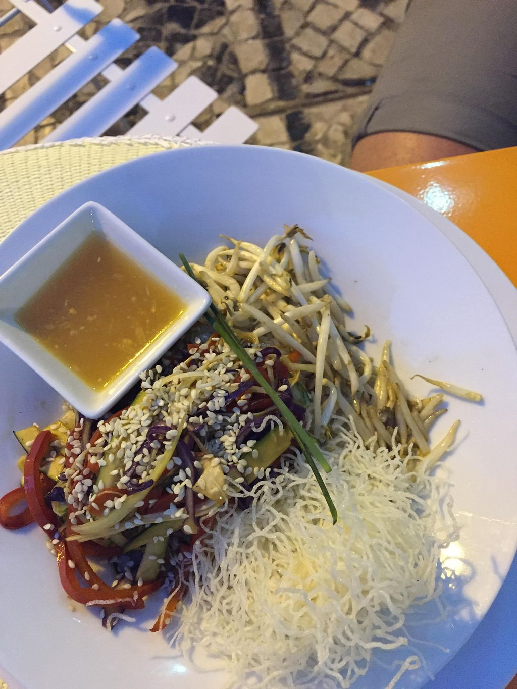 """Photo of CLOSED: Didi Cafe  by <a href=""""/members/profile/wooly"""">wooly</a> <br/>The Thai Salad <br/> August 6, 2015  - <a href='/contact/abuse/image/61120/112534'>Report</a>"""