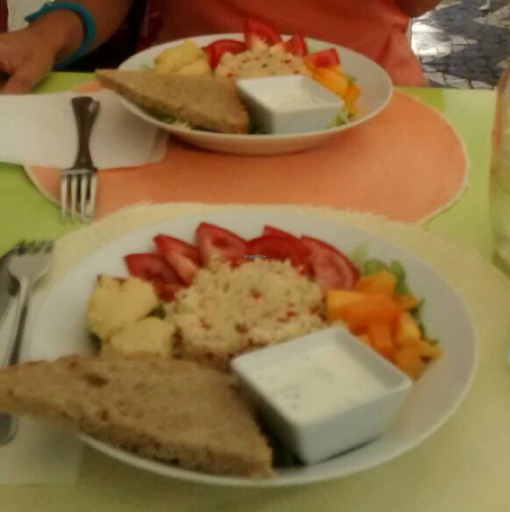 """Photo of CLOSED: Didi Cafe  by <a href=""""/members/profile/leticinarg"""">leticinarg</a> <br/>Dish of the day: couscous, salad and pumpkin  <br/> August 29, 2015  - <a href='/contact/abuse/image/61120/115653'>Report</a>"""