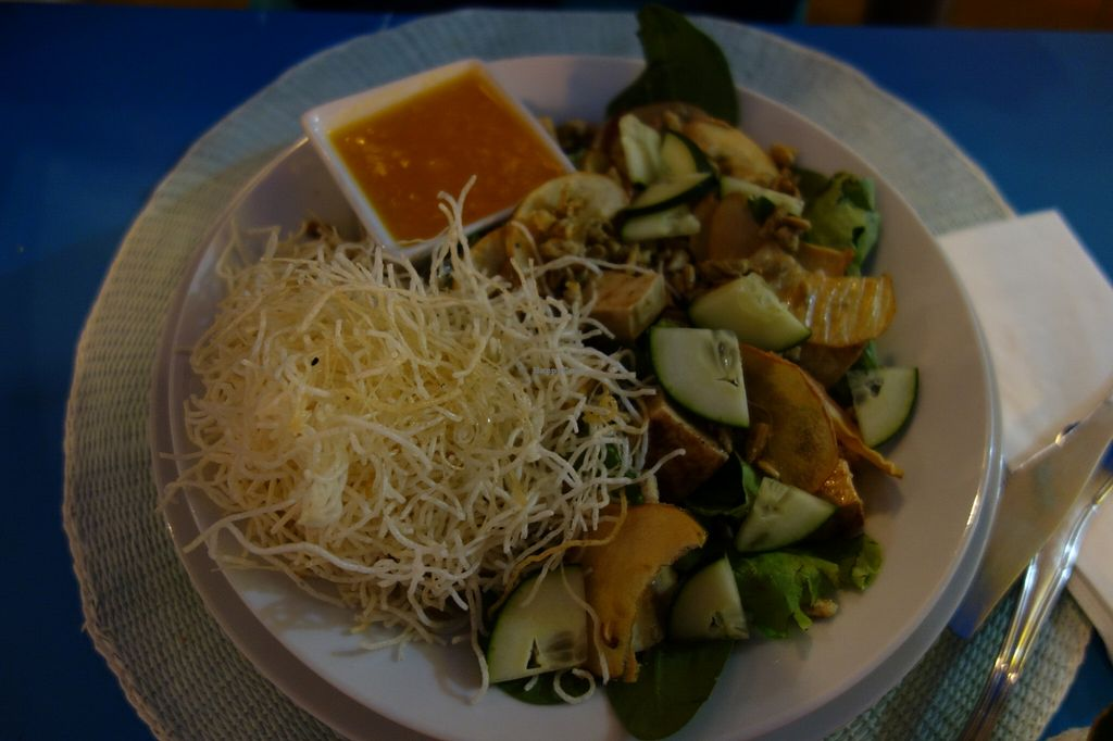 Photo of CLOSED: Didi Cafe  by Lianne2 <br/>Didi salad <br/> September 13, 2015  - <a href='/contact/abuse/image/61120/117513'>Report</a>