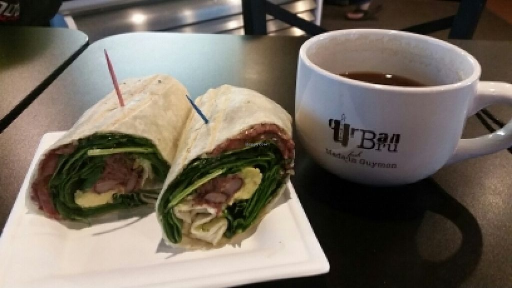 "Photo of Urban Bru Cafe  by <a href=""/members/profile/OATSF14"">OATSF14</a> <br/>Breakfast wrap <br/> June 4, 2016  - <a href='/contact/abuse/image/61162/152278'>Report</a>"