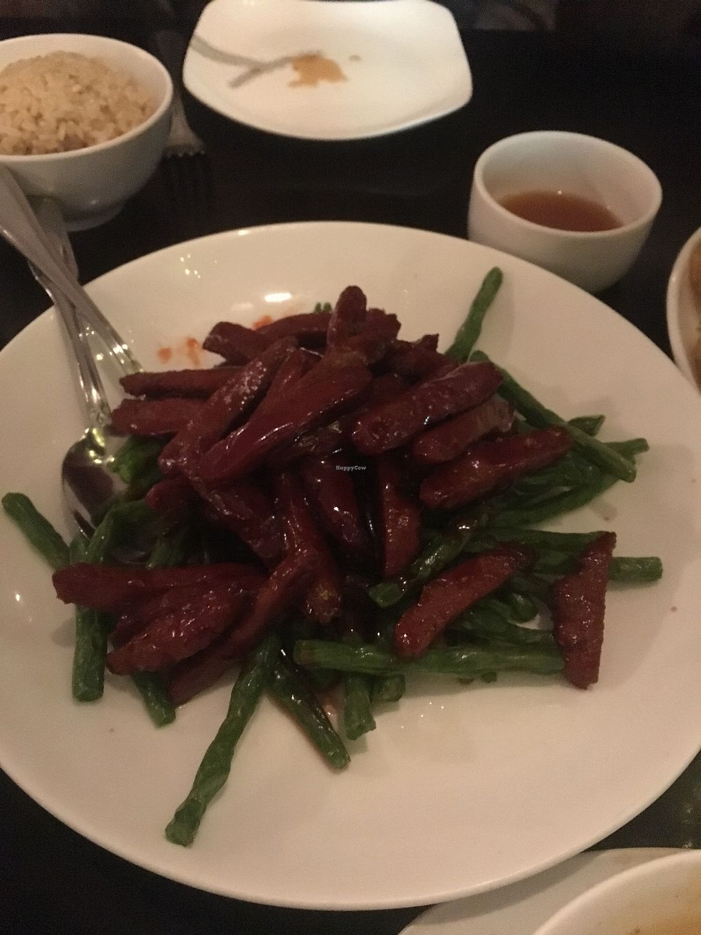 """Photo of Zhu's Pan-Asian Vegan Cuisine  by <a href=""""/members/profile/770veg"""">770veg</a> <br/>Spare ribs <br/> December 14, 2017  - <a href='/contact/abuse/image/61169/335372'>Report</a>"""