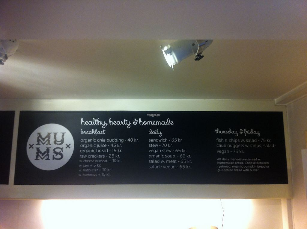 """Photo of Mums Deli  by <a href=""""/members/profile/piffelina"""">piffelina</a> <br/>Menu card <br/> December 22, 2016  - <a href='/contact/abuse/image/61192/204030'>Report</a>"""
