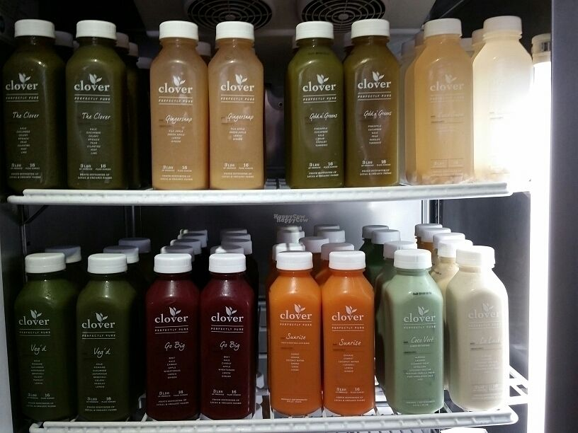 """Photo of Windward Juice  by <a href=""""/members/profile/eric"""">eric</a> <br/>pressed juices by clover <br/> August 30, 2016  - <a href='/contact/abuse/image/61229/172474'>Report</a>"""