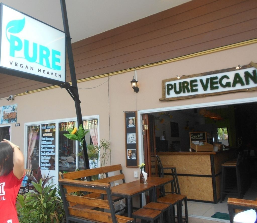 """Photo of CLOSED: Pure Organic Heaven  by <a href=""""/members/profile/Kelly%20Kelly"""">Kelly Kelly</a> <br/>Pure Vegan Heaven > sister store just up the road <br/> August 3, 2016  - <a href='/contact/abuse/image/61240/164884'>Report</a>"""