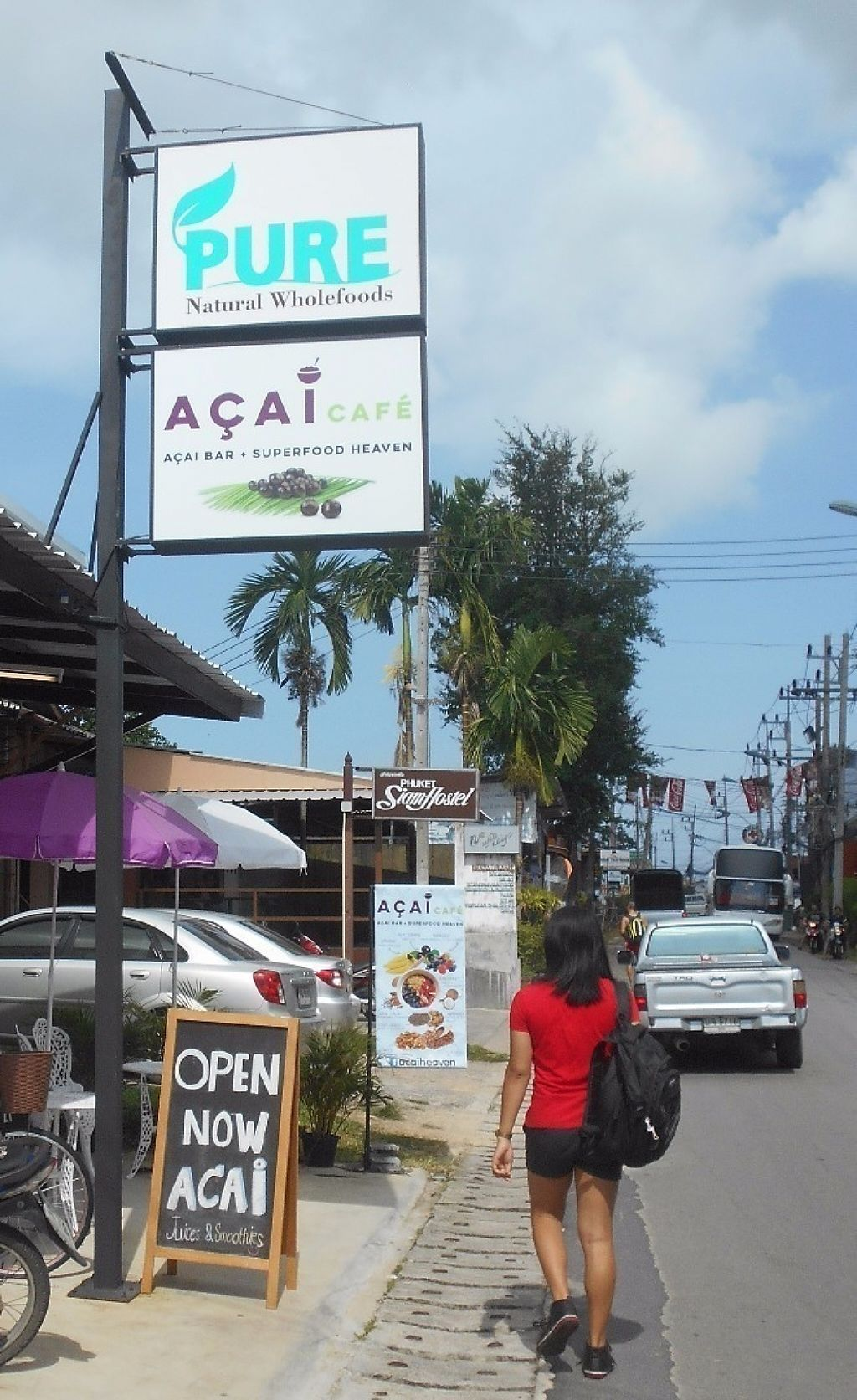"""Photo of CLOSED: Pure Organic Heaven  by <a href=""""/members/profile/Kelly%20Kelly"""">Kelly Kelly</a> <br/>Acai Cafe > sister store just up the road <br/> August 3, 2016  - <a href='/contact/abuse/image/61240/164888'>Report</a>"""