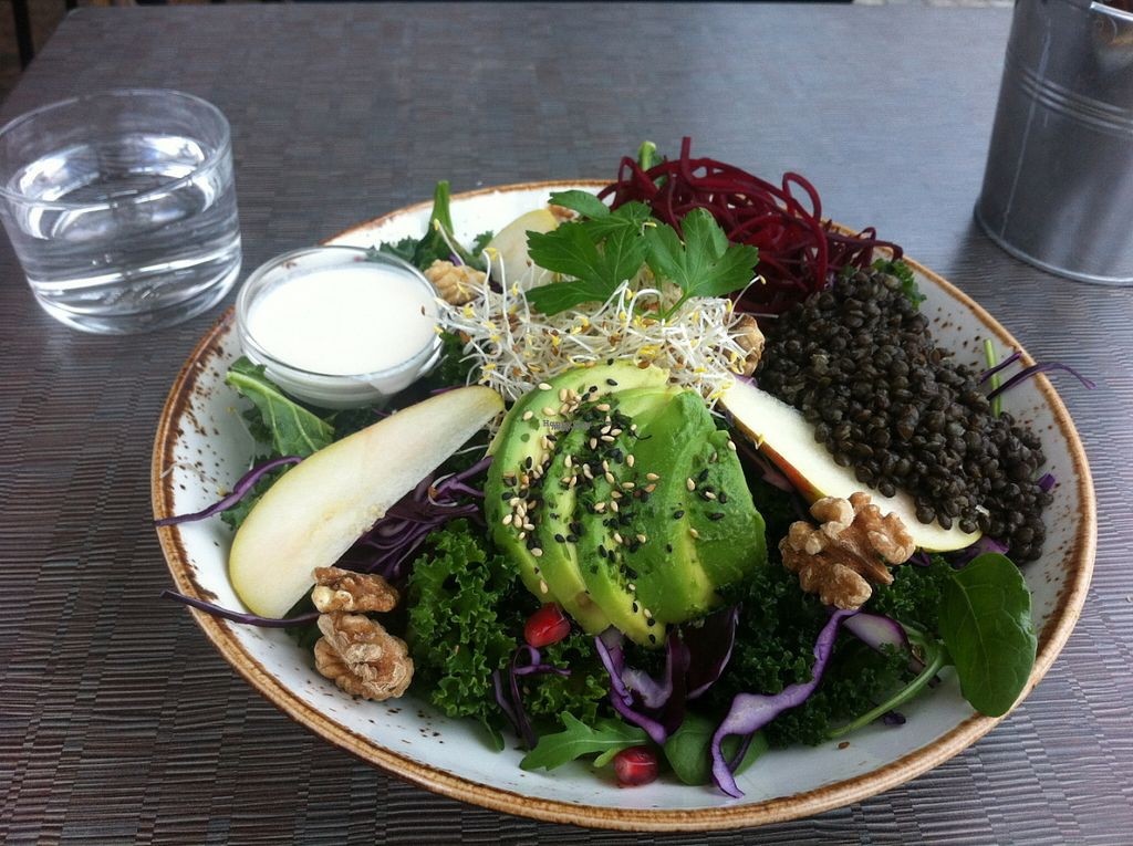 """Photo of Open New Doors  by <a href=""""/members/profile/piffelina"""">piffelina</a> <br/>Wonderfully presented salad - who wouldn't want to eat this? <br/> August 2, 2016  - <a href='/contact/abuse/image/61245/164493'>Report</a>"""