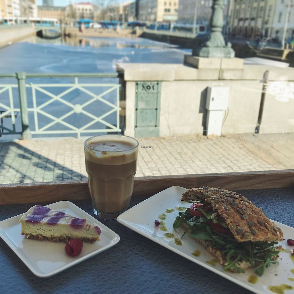 """Photo of Open New Doors  by <a href=""""/members/profile/ellajane90"""">ellajane90</a> <br/>Lime and Raspberry Cake and Avocado Sandwich  <br/> March 20, 2018  - <a href='/contact/abuse/image/61245/373419'>Report</a>"""