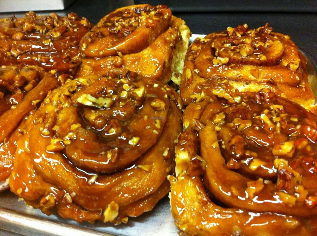 """Photo of Black Cat Coffeehouse  by <a href=""""/members/profile/community"""">community</a> <br/>cinnamon rolls  <br/> August 5, 2015  - <a href='/contact/abuse/image/61272/112475'>Report</a>"""
