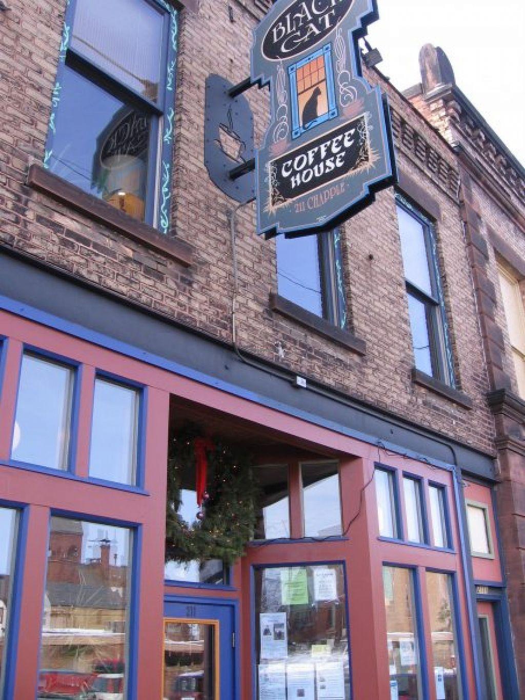 """Photo of Black Cat Coffeehouse  by <a href=""""/members/profile/community"""">community</a> <br/>Black Cat Coffeehouse <br/> August 5, 2015  - <a href='/contact/abuse/image/61272/112476'>Report</a>"""