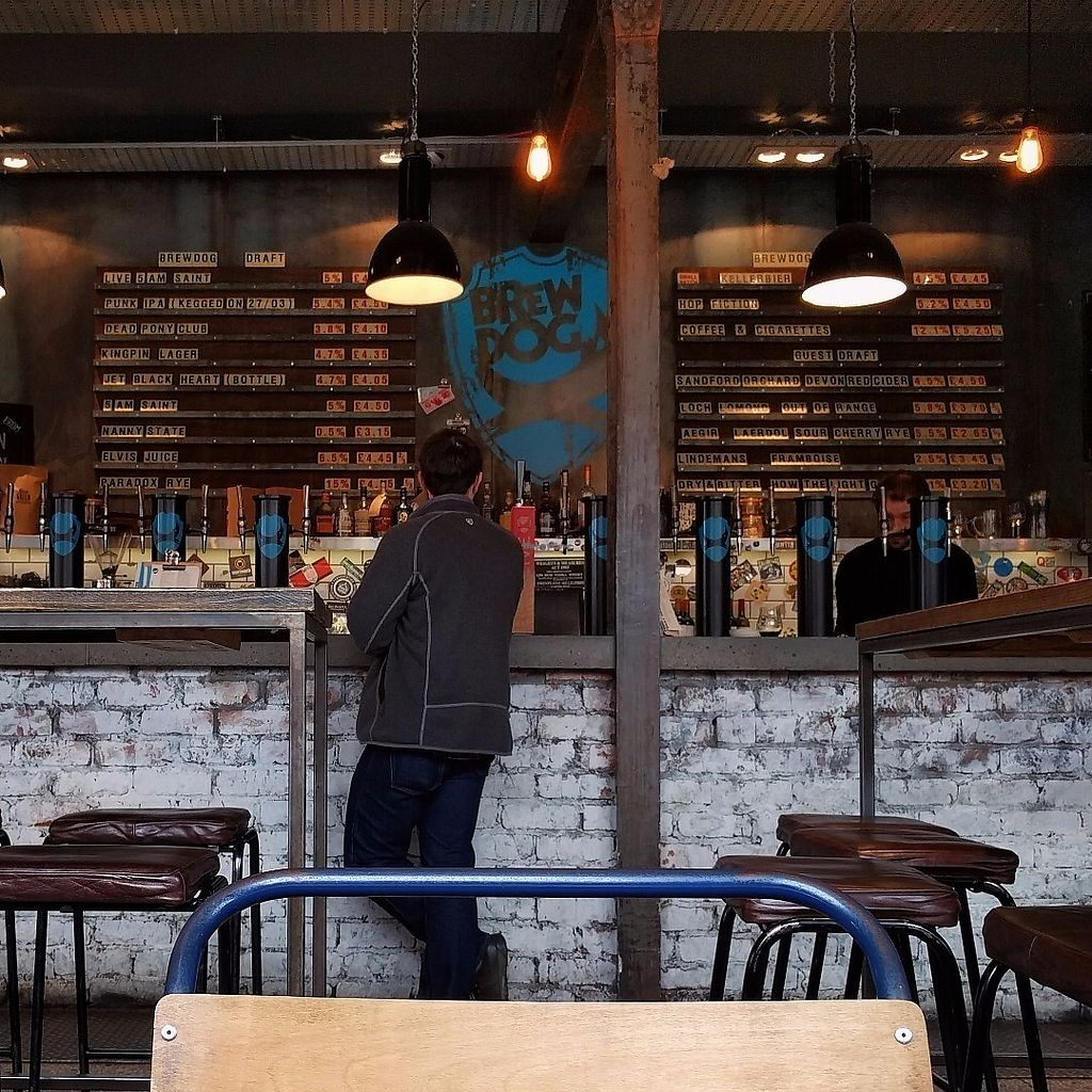 """Photo of BrewDog  by <a href=""""/members/profile/makemenervous"""">makemenervous</a> <br/>Interior <br/> June 14, 2017  - <a href='/contact/abuse/image/61314/269144'>Report</a>"""