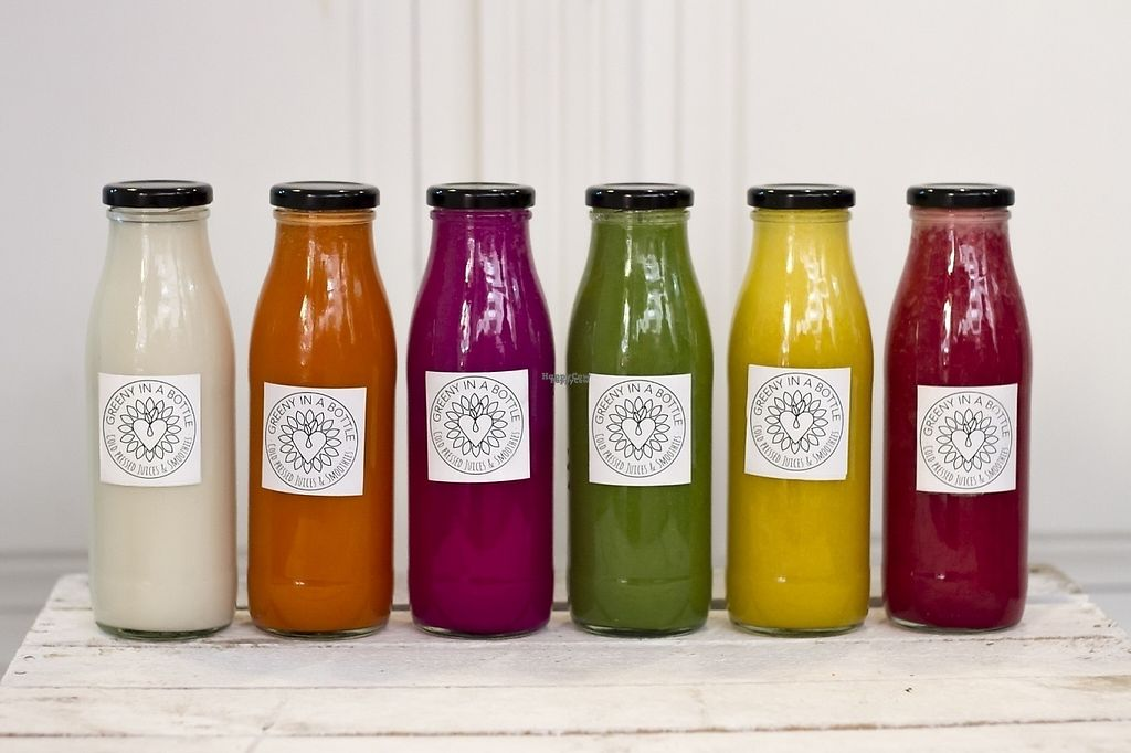 """Photo of Greeny in a Bottle  by <a href=""""/members/profile/Greenyinabottle"""">Greenyinabottle</a> <br/>Detox Juice cleanse  <br/> November 23, 2016  - <a href='/contact/abuse/image/61326/193338'>Report</a>"""