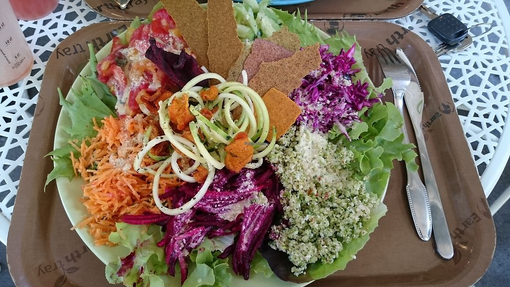 """Photo of Granny Smith  by <a href=""""/members/profile/loloford"""">loloford</a> <br/>raw salad <br/> March 10, 2018  - <a href='/contact/abuse/image/61330/369056'>Report</a>"""