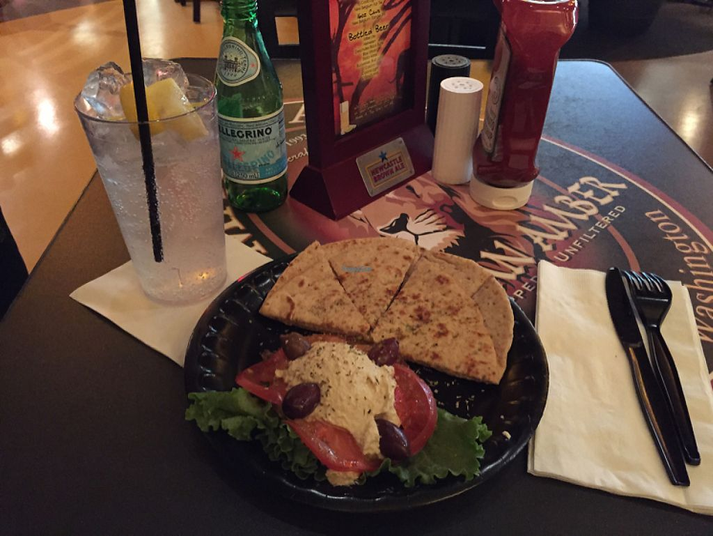 """Photo of REMOVED: Africa Lounge  by <a href=""""/members/profile/rborquez"""">rborquez</a> <br/>Hummus-Pita <br/> November 30, 2016  - <a href='/contact/abuse/image/61332/195913'>Report</a>"""