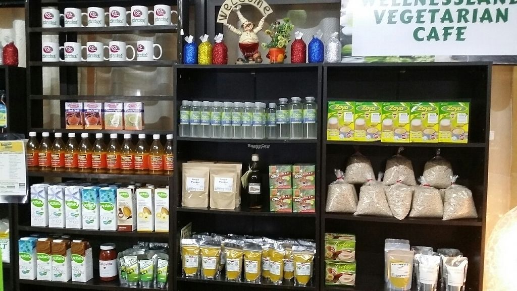 """Photo of Wellnessland Health Institute and Vegetarian Cafe  by <a href=""""/members/profile/Mike%20Munsie"""">Mike Munsie</a> <br/>goods for sale 2 <br/> February 6, 2017  - <a href='/contact/abuse/image/61357/223610'>Report</a>"""