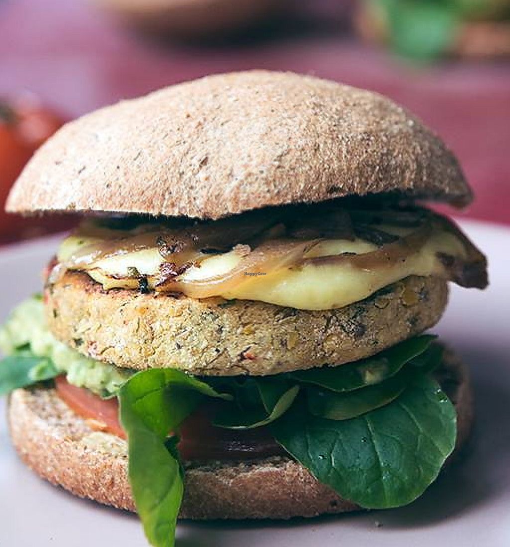 "Photo of Iruya Gastronomia  by <a href=""/members/profile/IruyaGastronomia"">IruyaGastronomia</a> <br/>chickpeas burger! <br/> July 30, 2015  - <a href='/contact/abuse/image/61389/355636'>Report</a>"