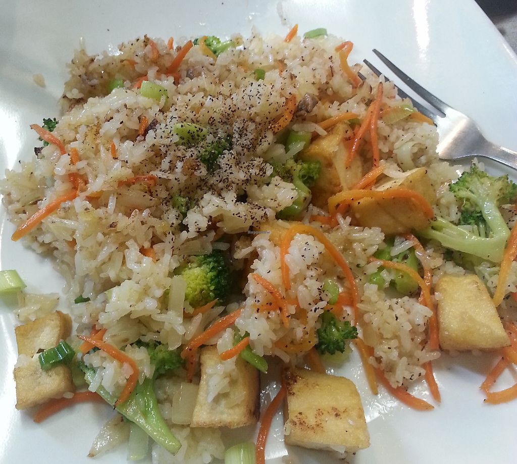 "Photo of Viet Taste  by <a href=""/members/profile/liko"">liko</a> <br/>Super excellent vegan fried rice with no egg <br/> August 1, 2015  - <a href='/contact/abuse/image/61450/202121'>Report</a>"