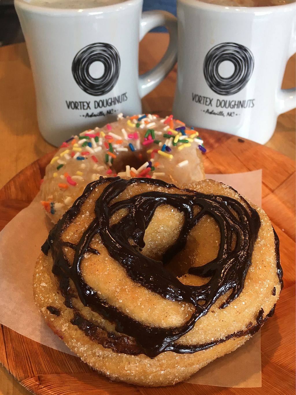"Photo of Vortex Doughnuts  by <a href=""/members/profile/Laura1G2C"">Laura1G2C</a> <br/>The Vortex Doughnut  <br/> April 18, 2018  - <a href='/contact/abuse/image/61456/387452'>Report</a>"