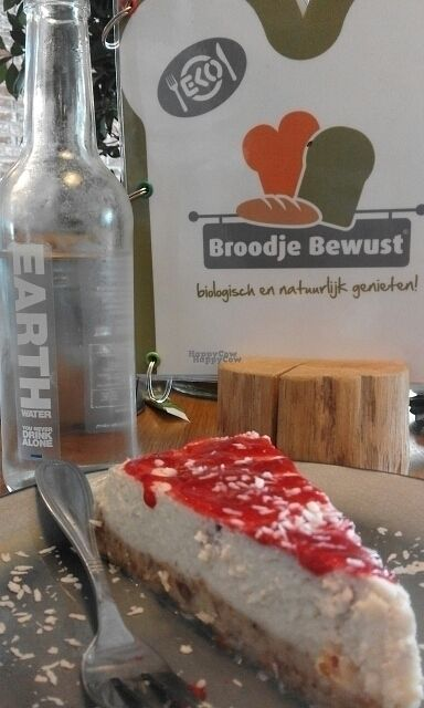 """Photo of Broodje Bewust  by <a href=""""/members/profile/v_mdj"""">v_mdj</a> <br/>lemon cheesecake vegan <br/> August 27, 2016  - <a href='/contact/abuse/image/61543/171834'>Report</a>"""