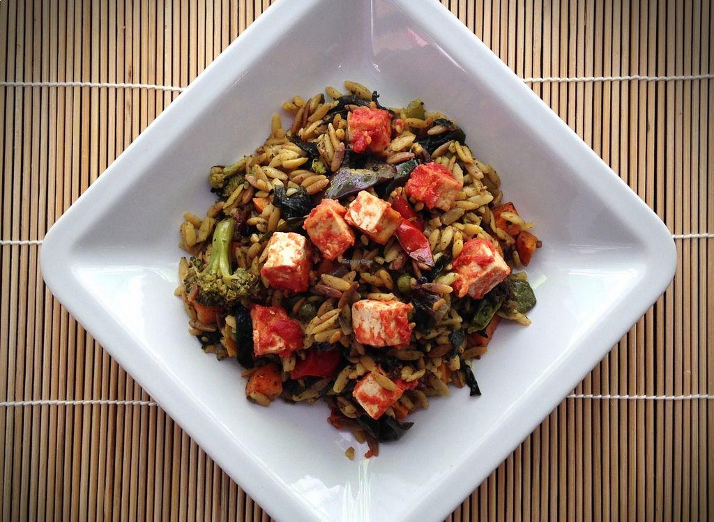 """Photo of RepaRetek  by <a href=""""/members/profile/reparetek"""">reparetek</a> <br/>vegan paella with tofu by RepaRetek <br/> August 23, 2015  - <a href='/contact/abuse/image/61582/114805'>Report</a>"""
