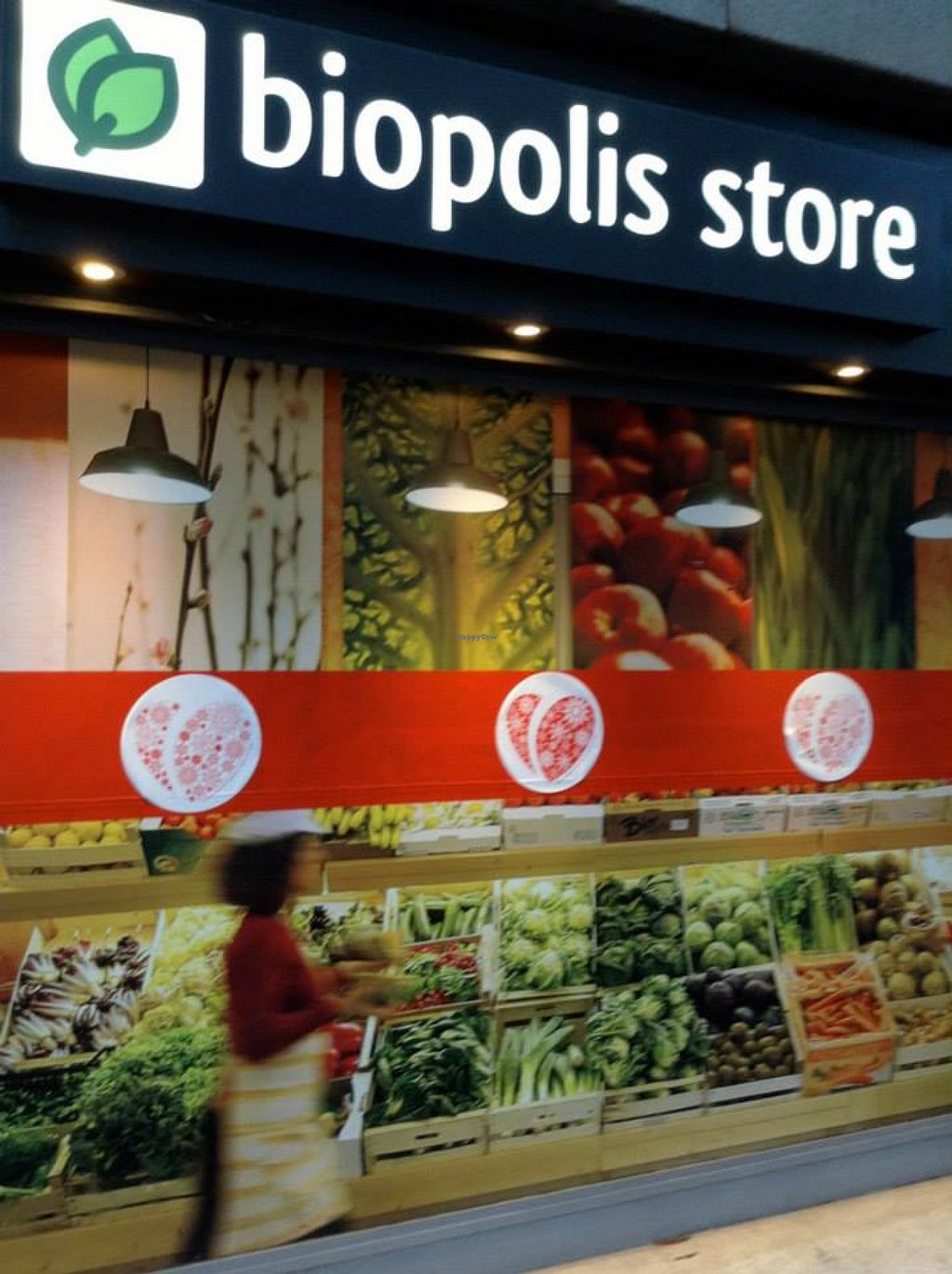 """Photo of Biopolis Store  by <a href=""""/members/profile/veg-geko"""">veg-geko</a> <br/>Biopolis Store <br/> August 4, 2015  - <a href='/contact/abuse/image/61584/112254'>Report</a>"""