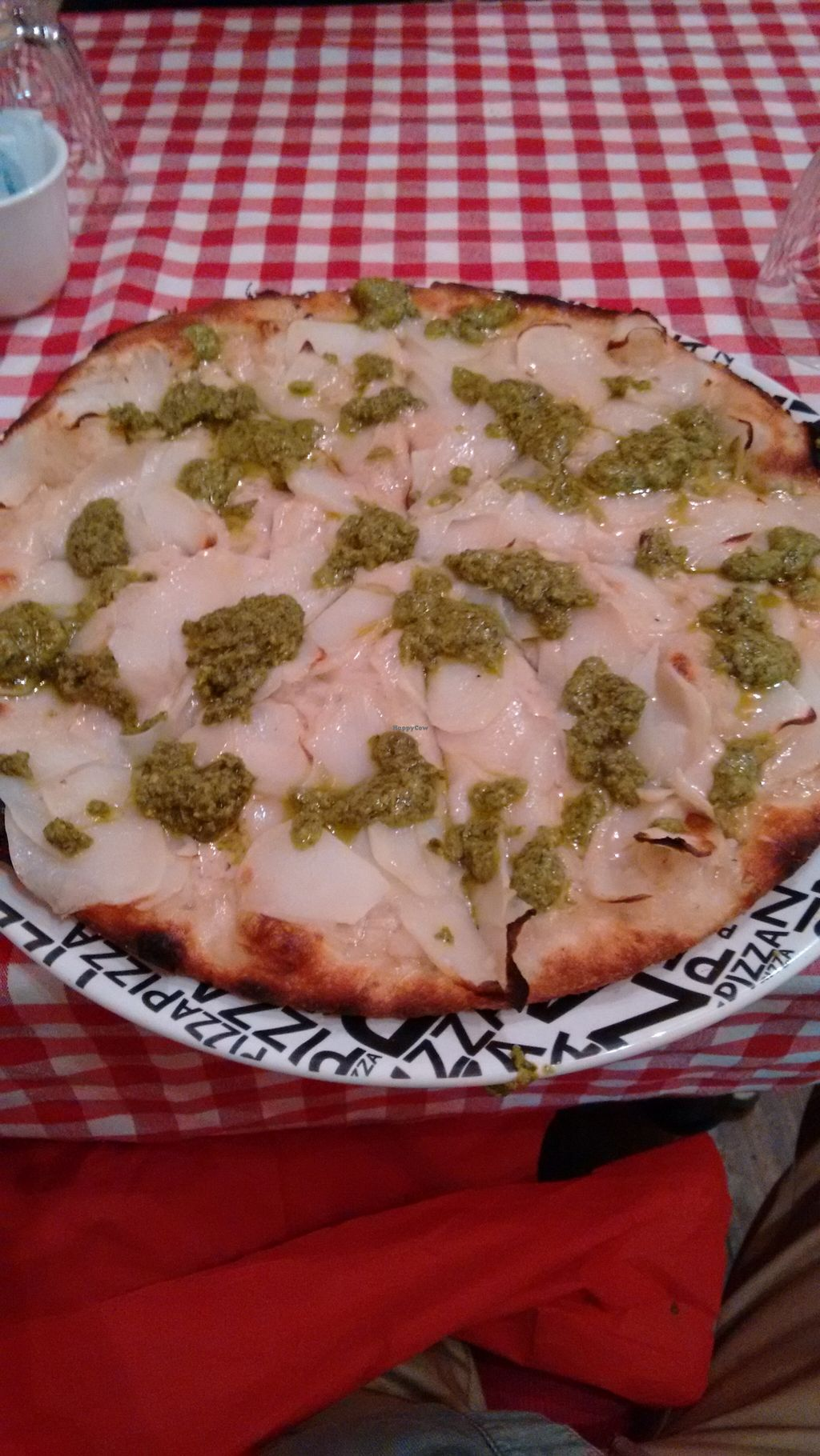 "Photo of NovaPizza Vegetarian Kitchen  by <a href=""/members/profile/craigmc"">craigmc</a> <br/>Potato and home made pesto vegan pizza <br/> February 18, 2016  - <a href='/contact/abuse/image/61590/136808'>Report</a>"