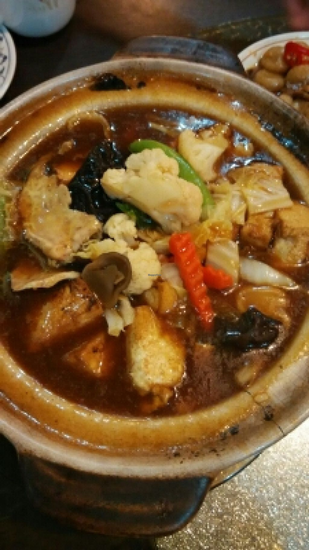 """Photo of Nature Vegetarian Delights  by <a href=""""/members/profile/JimmySeah"""">JimmySeah</a> <br/>claypot Toufu <br/> October 17, 2015  - <a href='/contact/abuse/image/6162/121580'>Report</a>"""